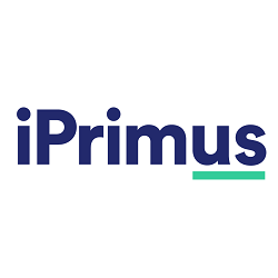 This is the new logo of iPrimus as of October 2017.png