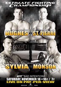 UFC 65 UFC mixed martial arts event in 2006