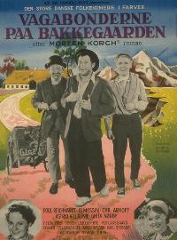 <i>Vagabonderne på Bakkegården</i> 1958 film