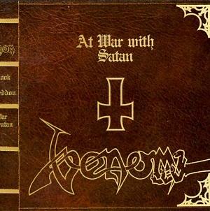 <i>At War with Satan</i> 1984 studio album by Venom