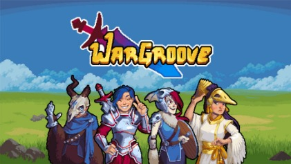 Last Game You Finished And Your Thoughts V3.0 - Page 34 WarGroove_logo