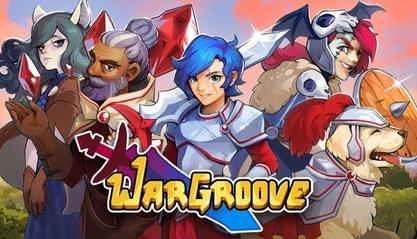 Back in the Wargroove  WarGroove_logo