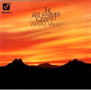 <i>Warm Valley</i> 1983 studio album by Art Farmer