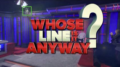 Picture of a TV show: Whose Line Is It Anyway