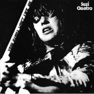 <i>Your Mamma Wont Like Me</i> 1975 studio album by Suzi Quatro