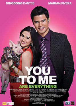 You to Me Are Everything (film) - Wikipedia