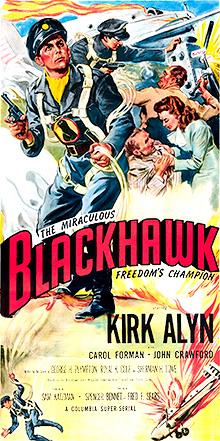 blackhawk serial wikipedia