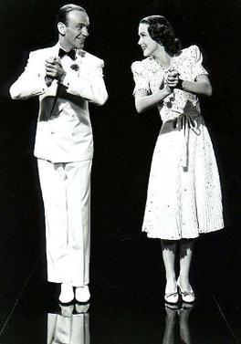 Astaire with Eleanor Powell in Cole Porter's &...