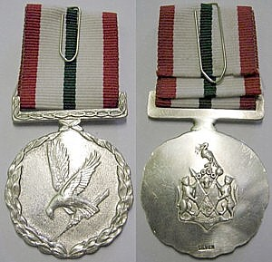 Sandile Medal