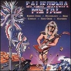 <i>California Metal</i> 1987 compilation album by Various artists