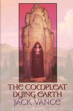 Cover of The Compleat Dying Earth omnibus edition