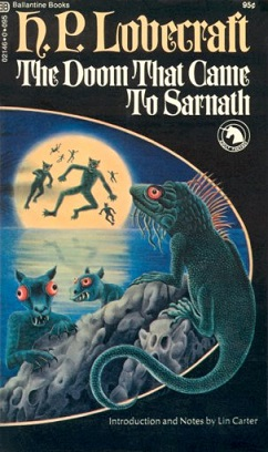 Doom That Came To Sarnath, The, H. P. LOVECRAFT