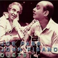 <i>Duets</i> (Joe Pass and John Pisano album) 1991 studio album by Joe Pass and John Pisano