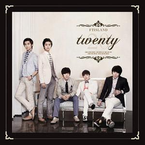 <i>20</i> (Twenty) 2012 studio album by F.T. Island