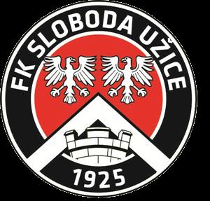 FK Sloboda Užice association football club in Serbia
