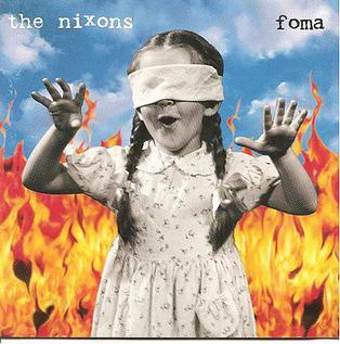 Foma (The Nixons album - cover art).jpg