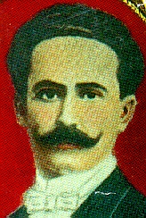 Francisco Lagos Cházaro President of Mexico