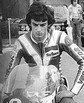 Italian motorcycle racer