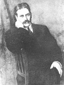 George W. Ward President of Towson University