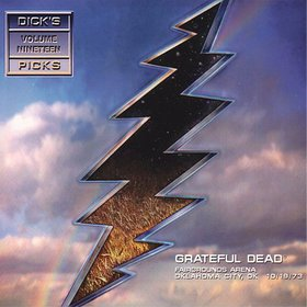 <i>Dicks Picks Volume 19</i> 2000 live album by Grateful Dead