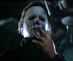 Halloween II departs significantly from its pr...