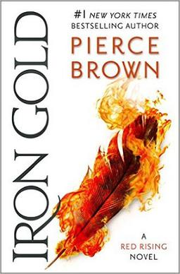 Picture of a book: Iron Gold