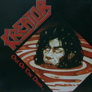 <i>Out of the Dark ... Into the Light</i> 1988 EP by Kreator