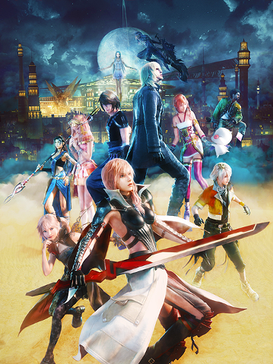 Final Fantasy Xiii Characters Characters of the Fina...