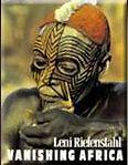 <i>Vanishing Africa</i> book from Leni Riefenstahl