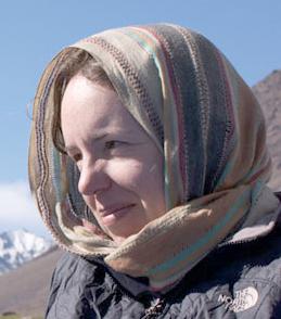 Aid worker Linda Norgrove, North East Afghanistan