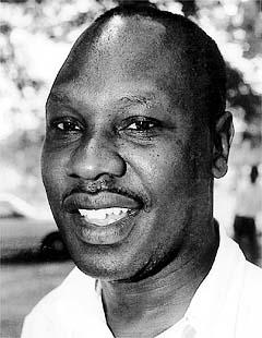 Ugandan physician