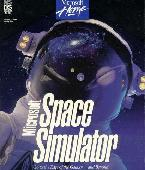 Microsoft Space Simulator Cover