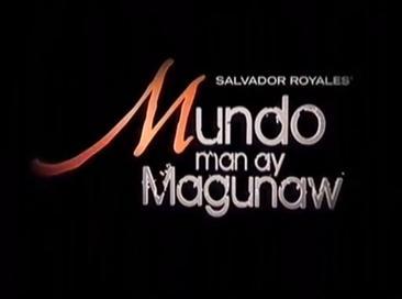 Mundo Man ay Magunaw - Wikipedia