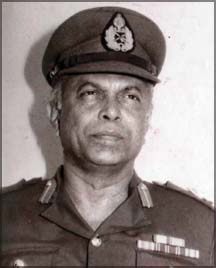 Nalin Seneviratne Sri Lankan general