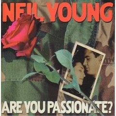 <i>Are You Passionate?</i> 2002 studio album by Neil Young and Booker T. & the M.G.s