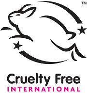 "This ""Leaping Bunny"" indicates that cosmetic products with this logo have not been tested on animals."
