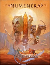 <i>Numenera</i> Science fantasy tabletop role-playing game