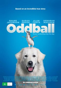 Oddball and the Penguins