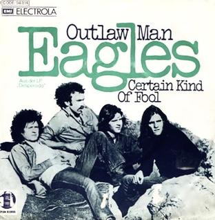 Outlaw Man song written by David Blue and recorded by the Eagles