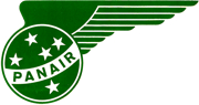 Panair do Brasil logo based on the 1960s identity.jpg