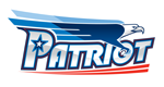 Patriot Logo, California's Great America, 2017.png