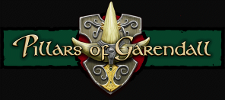 Pillars of Garendall logo