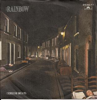 Street of dreams rainbow song wikipedia for Street of dreams