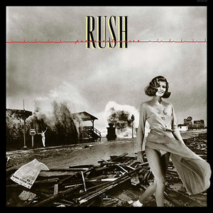 <i>Permanent Waves</i> 1980 studio album by Rush
