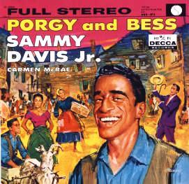 <i>Porgy and Bess</i> (Sammy Davis Jr. and Carmen McRae album) 1959 studio album by Sammy Davis Jr. and Carmen McRae