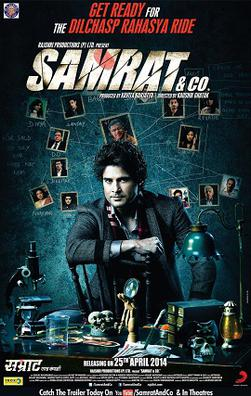 Samrat & Co. (2014) Hindi WEB-Rip 480p & 720p GDRive