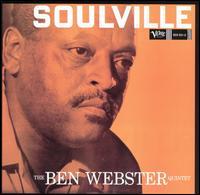<i>Soulville</i> 1957 studio album by Ben Webster