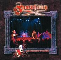 <i>Live on the Edge of Forever</i> 2001 live album by Symphony X