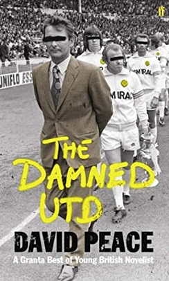 The Damned United Book
