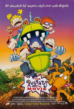 The Rugrats Movie - Wikipedia